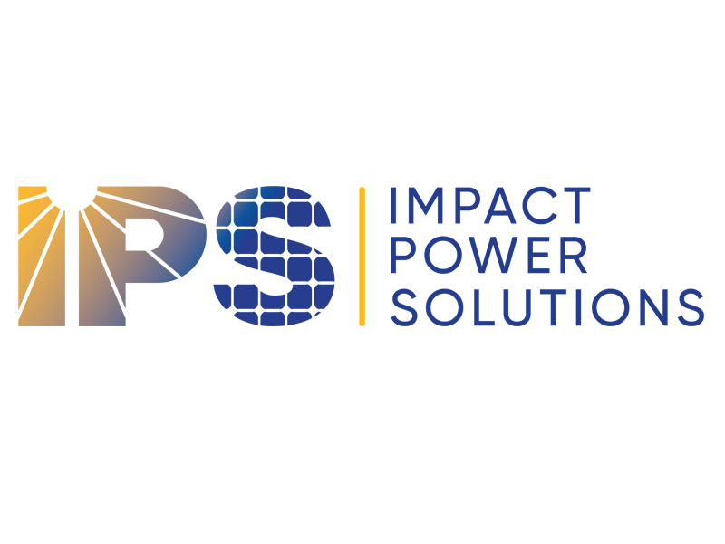 New Impact Power Solutions logo for 2020