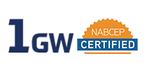 1 GW NABCEP Certified