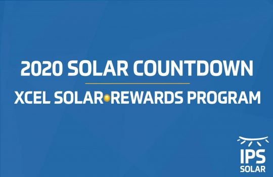 2020 Solar Countdown Rewards Program