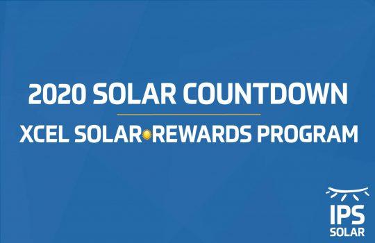 2020 Solar Countdown Rewards Program