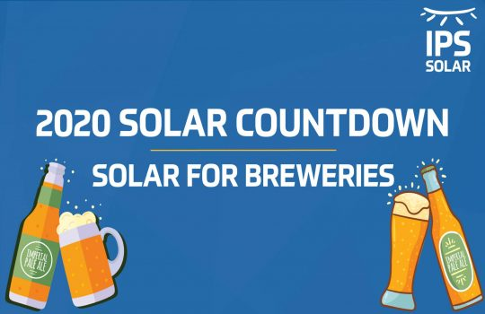 Solar For Breweries