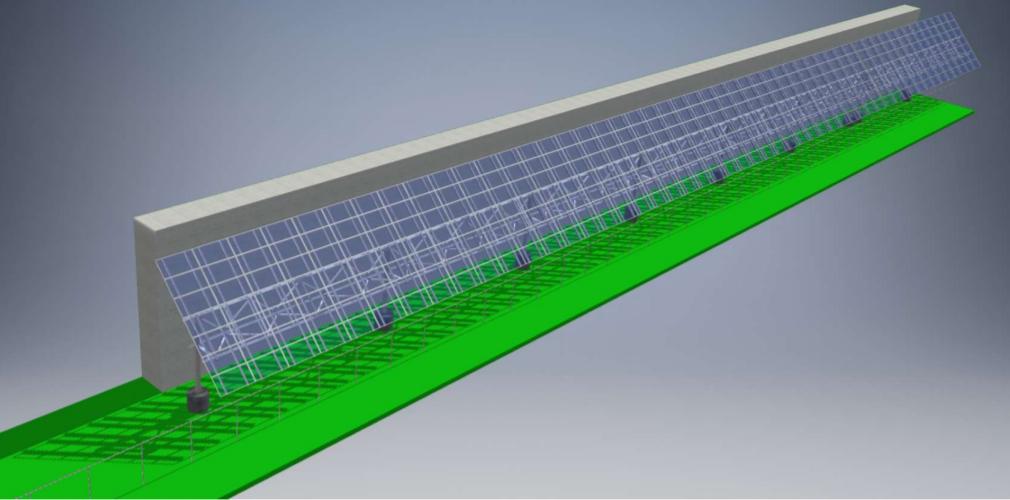 urban solar awning